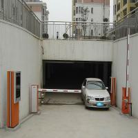 Wholesale 220VAC Automatic Boom Barrier Gate With Button and Remote Control from china suppliers