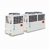Wholesale Commercial Heat Pumps, Used in Shopping Malls, with Environment-friendly R410a Refrigerant from china suppliers
