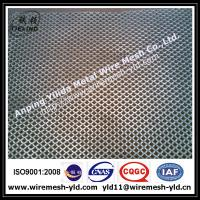 Wholesale low carbon steel mini hole expanded metal for filters from china suppliers