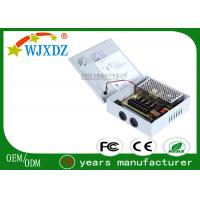 Wholesale 4 Channel Output 60W 12V CCTV Switching Power Supply 2 years for camera / Digital equipment from china suppliers