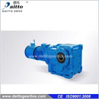 Wholesale K Series Helical-Bevel Gear Reducer from china suppliers