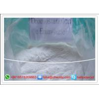 Wholesale Professional Primobolan Steroids Bodybuilding Raw Powder Drostanolone Enanthate 472-61-1 from china suppliers