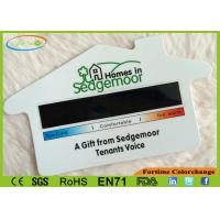 Wholesale Liquid Crystal Digital Safety Thermometer Card No Mercury Baby Room from china suppliers