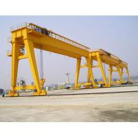 Wholesale Professional Single Hook 50 - 200 Ton Double Girder Cranes With Cabin from china suppliers
