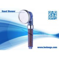 Wholesale SUS304 80mm Handheld Shower Head / large water saving shower heads from china suppliers