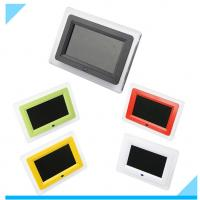 Wholesale Contemporary Customized 7 Inch LCD Digital Photo Frame With LED Light from china suppliers