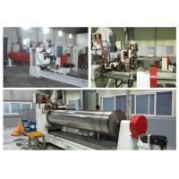 Wholesale Wedge Wire Wrap Screen Pipe Welding Machine 380V 2300mm Height from china suppliers