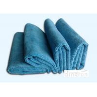 Wholesale Compact Terry Custom Microfiber Towels , 100 Polyester Kitchen Dish Towel Quick Drying from china suppliers