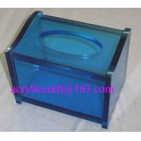 Wholesale Practical home & hotel decoration acrylic tissue box produced from China manufacturer from china suppliers