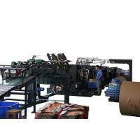 Wholesale Suger And Tea Paper Bag Manufacturing Machine With Longitude Seam Gluing Unit from china suppliers