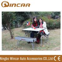 Wholesale Aluminum Folding Outdoor Camping Tables Expandable for picnic from china suppliers