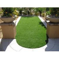 Buy cheap 38mm Three Colors PE Artificial Fake Turf Grass for Home Garden Decoration from wholesalers