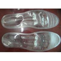 Wholesale PU TPR EVA Silicone Latex Cotton Cloth Soft Breathable Liquid Massage Gel Insole from china suppliers
