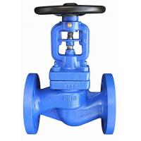 Wholesale NR DN80 PN16 Screw Down Check Globe Valve FTF-310 GGG-40.3 Flange Dia 200 – 8 Holes from china suppliers