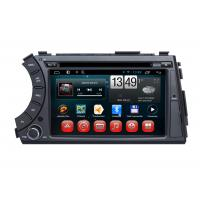 Wholesale In Dash RDS Radio Player Android 6.0 Car Navigation Ssangyong Korando Actyon from china suppliers