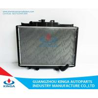 Wholesale Kinga Auto car engine cooling system radiator For MITSUBISHI DELICA' 86-99MT OEM MB356342/605252 from china suppliers