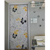 Wholesale Recyclable Without Radiant Metallic Decorative Plate Ecotypic Doors Use Hidden Hinges from china suppliers
