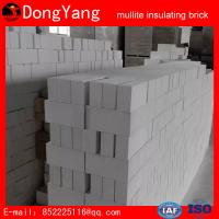 Quality Firebrick Lightweight Insulation Brick/Mullite Lightweight Insulation Brick Customization Manufacturers for sale