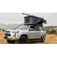 Wholesale 2017 High quality Off Road Adventure Camping ABS Hard Shell Roof Top Tent  HGR125 from china suppliers