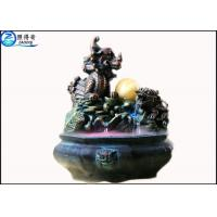 Wholesale Water Fountain Waterscape Decoration Kirin Turtle Life Feng Shui Wheel Home Decor Crafts from china suppliers
