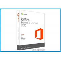 Wholesale Home & Student Microsoft Office 2016 Pro HS PKC 100% Online Activation from china suppliers