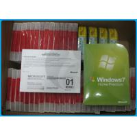 Quality Windows 7 Pro Retail Box windows 7 professional 64 bit full version DVD for sale
