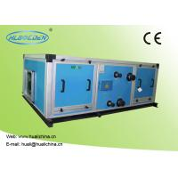 Wholesale Ceiling Type 8 Rows Air Handling Units Use For Commercial With Chilled And Hot Water from china suppliers