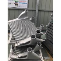 Wholesale Aluminum Tube Fin Charge Air Cooler for Aftermarke Truck Turbo Engine air to air heat exchanger from china suppliers