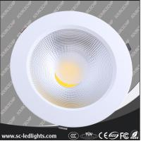 Wholesale china supplier 30W cob led Down light from china suppliers