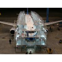 Wholesale Safe Durable Forward fuselage Dock Aircraft Scaffolding with Fix type Liftable type from china suppliers