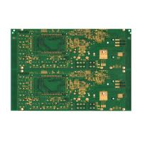 Wholesale Quick Turn HASL Rigid PCB , 2 Layers Shear / V-score Printed Circuit Board from china suppliers