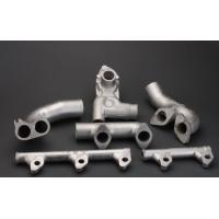 Wholesale Zinc plating tubes 304 steel sand casting parts shell mold pouring from china suppliers