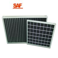 Buy cheap Activated Pre Air Filter Pre Carbon Filter For Air Conditioner Deodorize Indoor Air from wholesalers