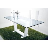 Wholesale Custom Tabletop Glass , Thick Glass Table 300 MM * 100 MM Minimum Size from china suppliers