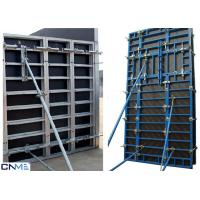 Wholesale 120 Steel Frame Wall Formwork System With Perfect Concrete Finish 120mm Thickness from china suppliers