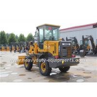 Wholesale Mini Articulated Wheel Loader T915L With Pallet Fork ISUZU Strengthen Axles from china suppliers