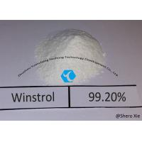 Wholesale Winstrol Stanozolol Steroid Powder Cutting Cycle Steroids For Muscle Gain Hormone Powder from china suppliers