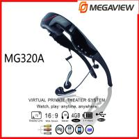 Wholesale Mobile Theatre Full HD 1080P Video Glasses Play Game With PS2 , PS3 , Xbox , Wii from china suppliers
