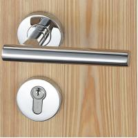 Wholesale Satin Stainless Steel Mortise Door Lock Fits For 38 - 50mm Door Thickness from china suppliers
