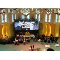 Wholesale Ultra Thin P1.6 Indoor Fixed Church Led Screen Panel Environment Friendly from china suppliers