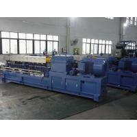 Wholesale Compounding parallel co-rotation twin screw extruder from china suppliers