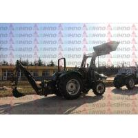 Wholesale Tractor with Front End Loader for Loading Goods from china suppliers