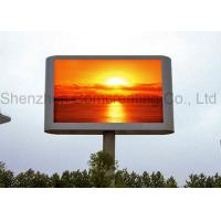 Quality High Definition P6 1R1G1B Outdoor Full Color LED Display Screen for Advertising for sale