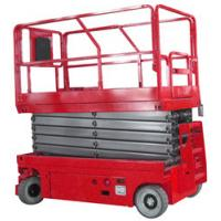 Wholesale 8m self-propelled Scissor Lift with 230Kg from china suppliers