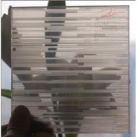 Wholesale Contemporary Fabric Laminated Glass / Tempered Glass For Table Top , Custom from china suppliers