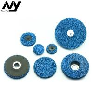 Quality 4 Inch Abrasive Quick Change Abrasive Discs Metal Wood Plastic Surface Treatment for sale