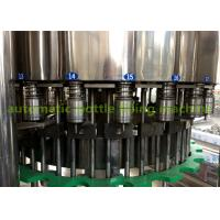 Wholesale Automatic Drinking Water Bottle Washing Filling Capping Machine / Bottling Line from china suppliers