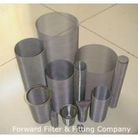 Wholesale Decorative Stainless Steel Perforated Pipe Diameter Filter 0.8mm - 10mm from china suppliers