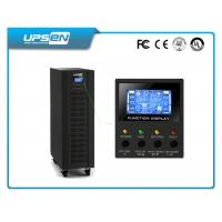 Wholesale Less Harmonic 3 Phase 10 Kva / 8000 Watt  UPS Uninterrupted Power Supply Worable with Generator from china suppliers