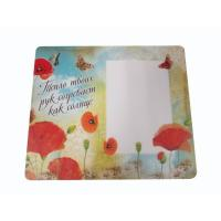 Wholesale Custom Eva Photo Insert Mouse Pad from china suppliers